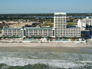 Aerial of the Daytona Beach Resort & CC
