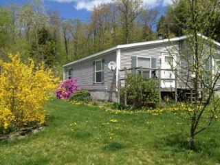 Sleepy Hollow :Private, quiet, wooded 3 bedroom home with beautiful views 3 miles from Cooperstown Baseball Hall of Fame