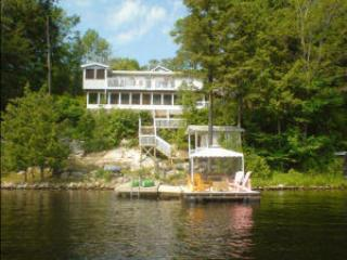 Muskoka Lakes, Bass lake, Port Carling and Bala, Muskoka District
