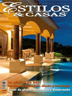 Estilos and Casas Magazine