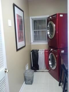 Laundryroom first level