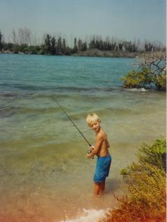 Both salt and freshwater fishing but you will need a fishing license.