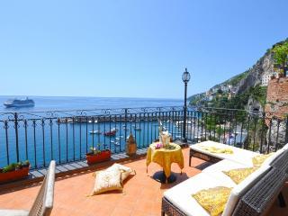 Afrodite casa nel centro di Amalfi