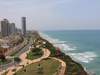 Beautiful Seaview On The Beach, Netanya