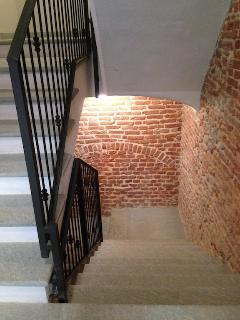 The origional XIX century stair