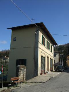 House in Chianti+bikes!, Pelago