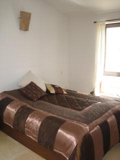 Bedroom, double mattress, Tempur