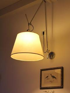 My Artemide design lamp