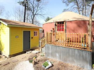 Asheville Yurt- Asheville's most Unique Rental!