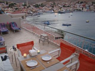 Polyxeni's Sea front Villa