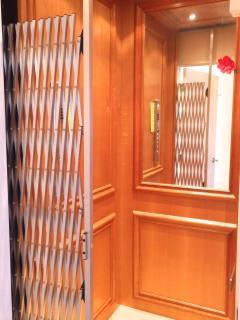 Upgraded elevator