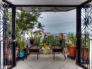 Exclusive condo in Romantic Zone of Puerto Vallart