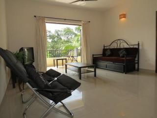 35) Modern one bed Siolim apartment Sleeps 2/4