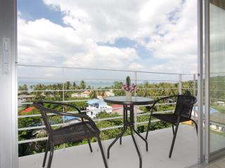 Condominium studio room seaview for rent at  Klongmoung beach B01, Ao Nang