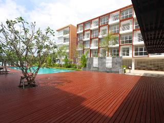 Condominium 1 bedroom seaview for rent Klongmong beach A12