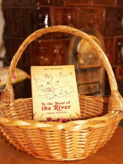 'The Bend in the River - Finding Vojvodina' authored by the former owner of the house