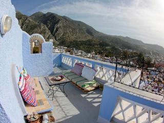 Suite with views over the mountains, Chefchaouen
