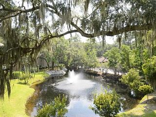 Short Walk to Harbor Town, Lagoon Views, Onsite Pool/Tennis, Hilton Head