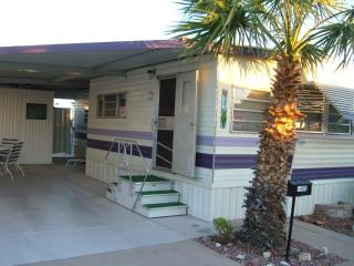 1br - 55+ Park Model For RENT NOW! at Mesa Spirit RV Resort.