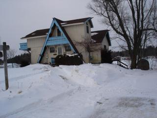 Das Minne Skihaus, 'A winter Wonderland'