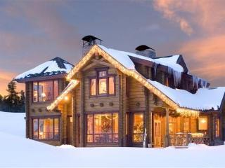 Incredible Breckenridge Luxury Log Home