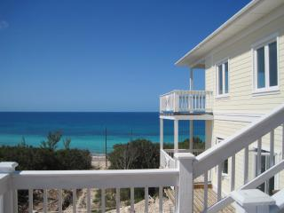 New Oceanfront Penthouse wtih Private Beach, Pool, Governor's Harbour