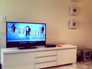 42' HD Led TV with HBO