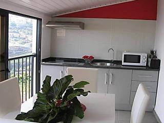 Stone House - sala/cozinha