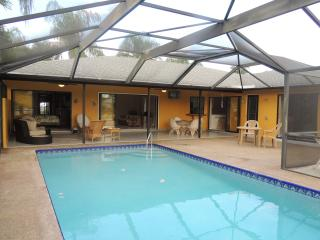 Aug-Sept for 599.00/week! Southern Exposure Pool Home in SW Cape Coral