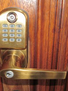Key-less Entry