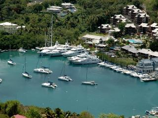 2BR Luxury Suite at the Marigot Bay Resort & Marina