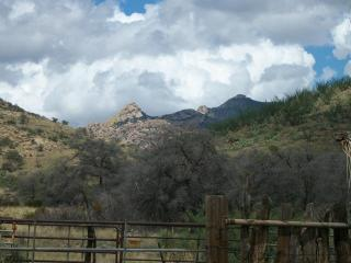 Cochise's Head in the Mountain