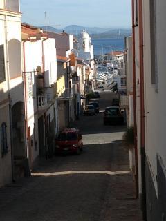 The village of Calasetta