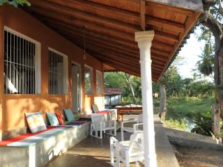 river island. a house in the jungle near yala, Hambantota