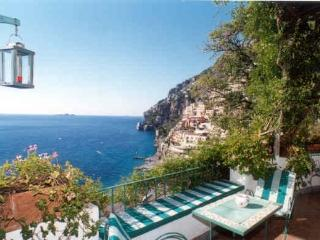 Bella Mare II Villa to rent in Positano, Amalfi coast