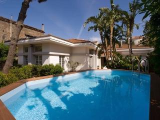 Precious Villa Italian villa rental, villa in Sorrento,