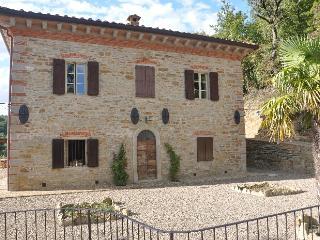 Villa Giuseppe Italian Villa, Villa in Umbria, Arezzo Italy,, Subbiano