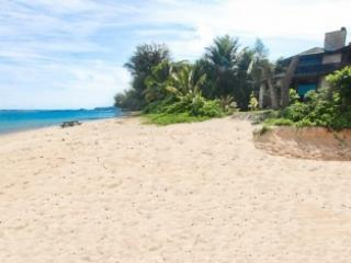 Beautiful Beachfront Estate for 20 on Anini Beach!, Kauai