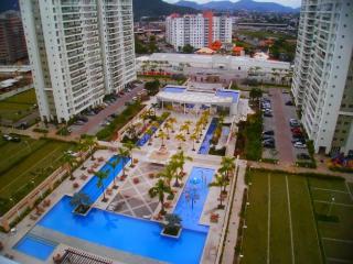 Excelente Flat em condominio de luxo na Barra da Tijuca Rio de Janeiro