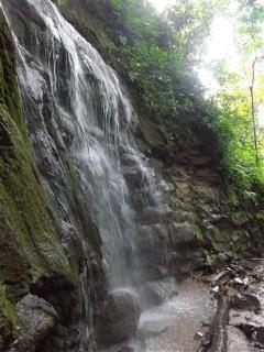 Green Season provides numerous waterfalls through the property.