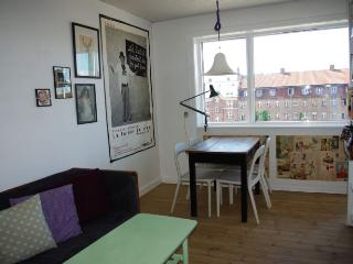 Charming Copenhagen apartment in nice neighborhood, Copenhague