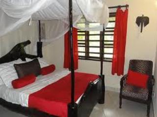 Ground floor queen bed bedroom