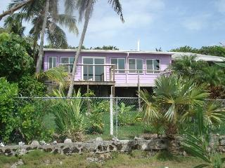 Elbow Cay, Abaco, Bahamas house near Tahiti beach, Hope Town