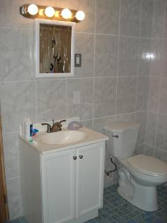 Second bathroom (also has shower -- not in picture)