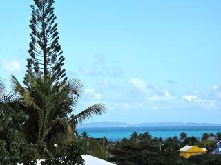 The ocean view, just a few short blocks away