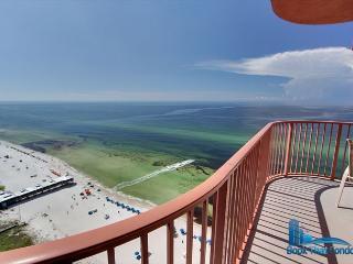 ~Private Gulf View Balcony~Shores of Panama 2103 Sleeps 8 *21+ Accepted*, Panama City Beach