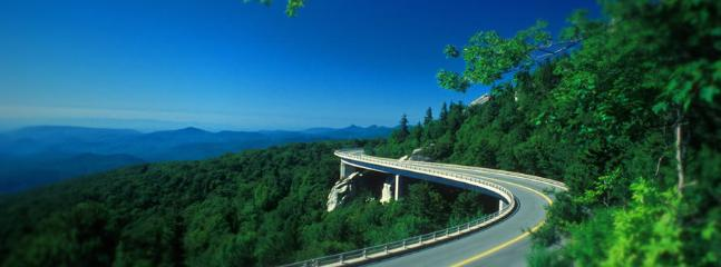 travel the Blue Ridge Parkway or...