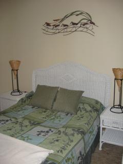 Wicker Bedroom