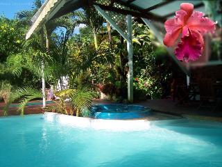 Le Parc aux Orchidees, cottage Liane de Jade, Pointe-Noire