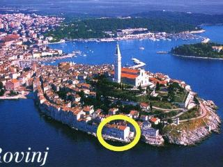 apartment-1 directly on the sea in Rovinj - Holiday Hinterreiter